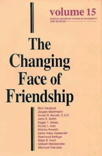 The Changing Face of Friendship (Boston