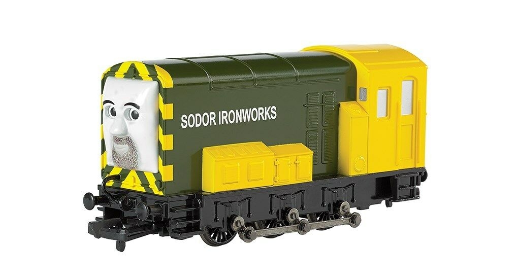 Bachmann Trains H O Thomas the Tank Engine - Iron Bert w/moving eyes 58813 NEW