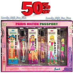 Image Is Loading Pport Gift Set Edt Fragrance 3x7
