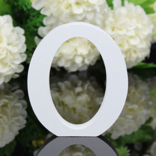 1Pcs 26 Wooden Letters Alphabet Wall Hanging Wedding Party Home Shop Decoration