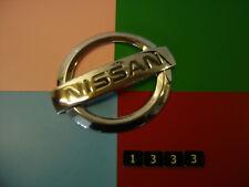 Genuine New NISSAN MICRA BOOT BADGE Rear Emblem For Micra K12 2003-2010 /& C+C