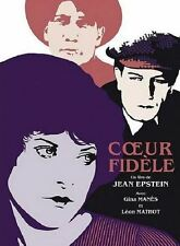 COEUR FIDELE (1923) * with switchable English and Spanish subtitles