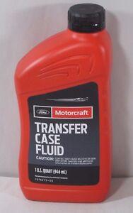 Motorcraft-XL12-Transfer-Case-Fluid-Transfer-Case-Fluid-1-Quart-Bottle