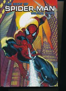 Best-of-Spider-Man-Volume-3-JSC-cover-Hardcover-HC-Marvel-Comics-New-Sealed