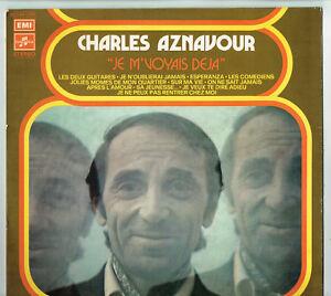 33-tours-Charles-AZNAVOUR-Vinyle-LP-12-034-JE-M-039-VOYAIS-DEJA-COLUMBIA-12649-RARE