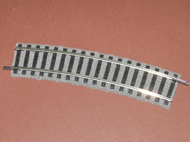 Fleischmann 6127 H0 gebogenes Gleis R2 NEU