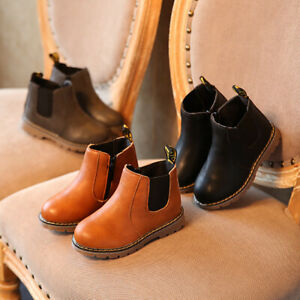 Fall-Winter-Children-Martin-Boots-Kids-Baby-Child-Shoes-Toddler-Boys-Girls-Boots