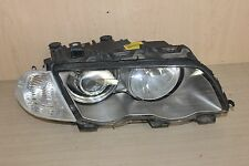 BMW 323i HEAD LIGHT HEADLIGHT HID XENON BALLAST BULB ASSEMBLY + CORNER LIGHT R