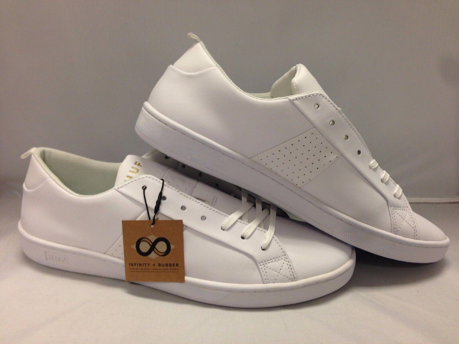 Huf Men's shoe's ''BoyD'' White white