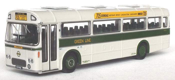 35706 Efe Four Bahías Bahías Bahías 36 Pies Bet Sencilla Autobús con Cubierta Línea verde 705 683386
