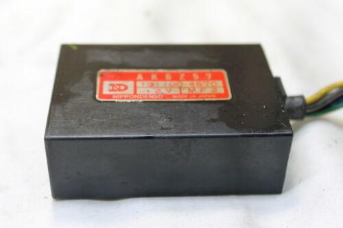 CDI ECU IGNITER COMPUTER UNIT 131100-4670 HSCB7 1984 VF500C VF500 MAGNA HONDA