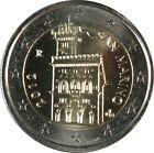 Ek // 2 Euro Saint Marin : Sélectionnez une pièce nueve