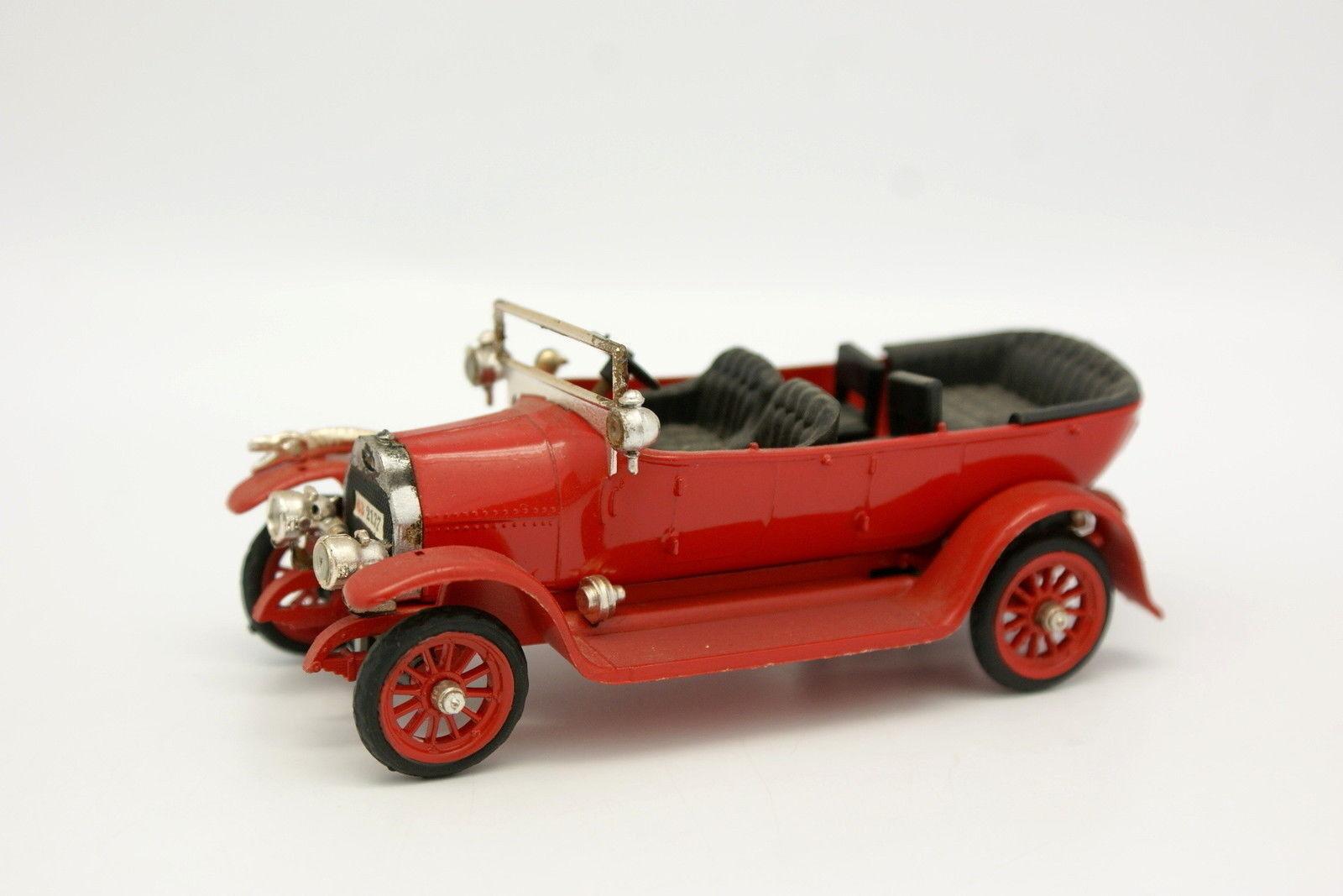 Dugu SB 1 43 - Itala 25 35 HP 1912