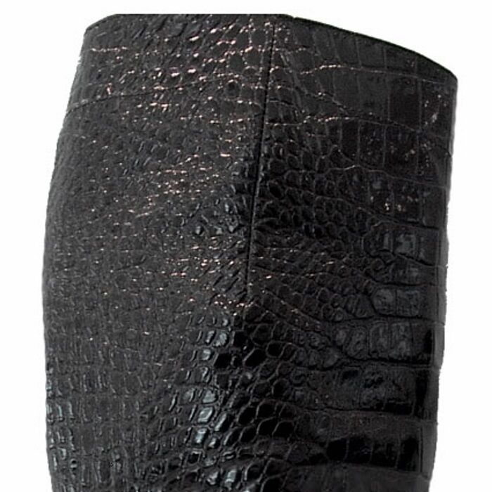 Vivienne Vivienne Vivienne Westwood stivali stampa coccodrillo, boots crocodile print 13caa2