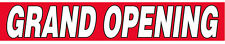 Grand Opening Vinyl Banner Store Business Sign 1x10 Ft Rb