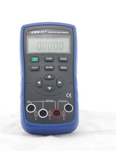 Temperature //Thermocouple//ThermalResistance//Current Voltage//Loop Calibrator