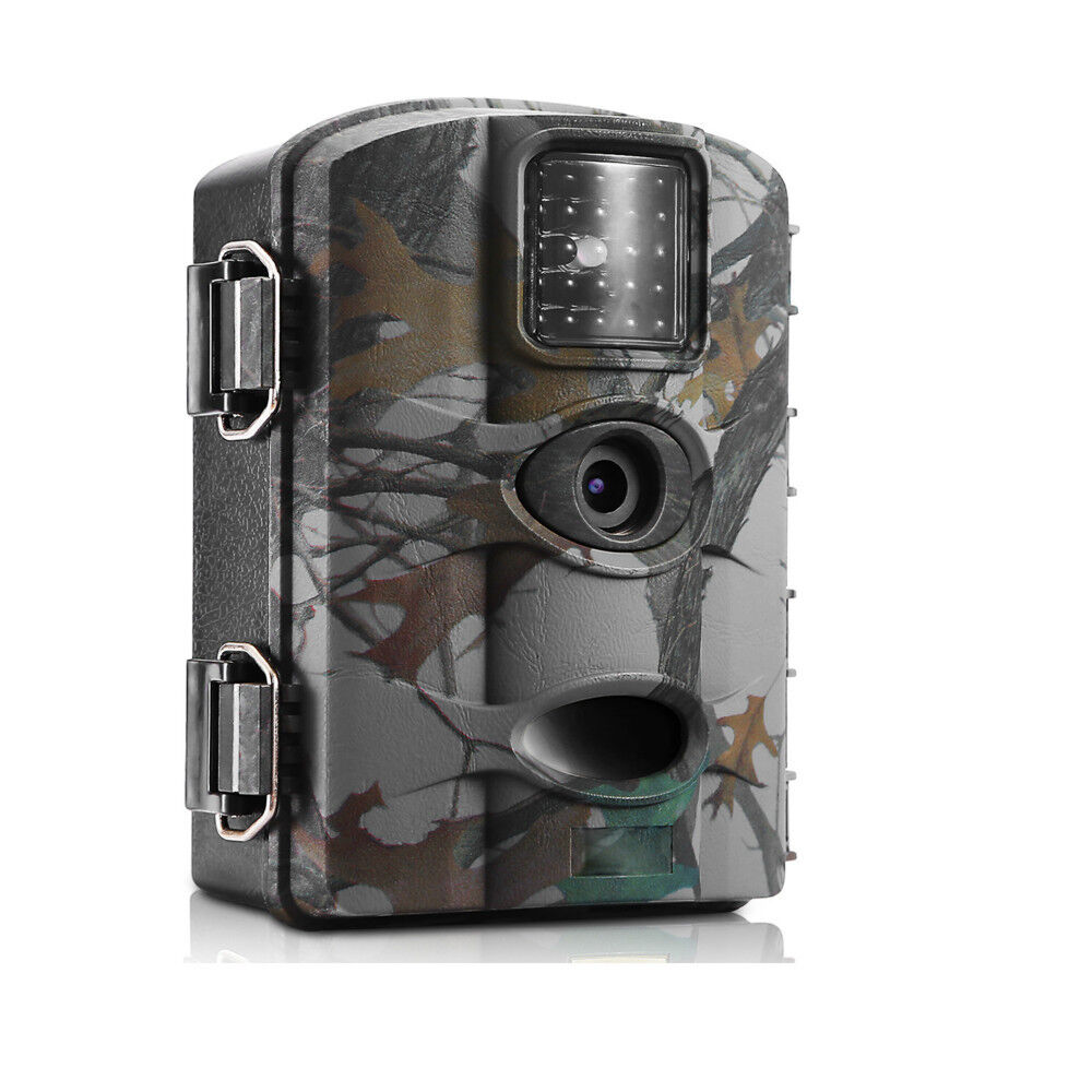 16MP IP65 Motion Activated Game Camera Scouting Camera for Hunting or Security