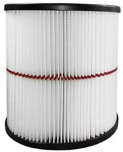 Gallon Wet//Dry Vacs Fits Most 5 2 Pack 9-17816 Filters for Shop Vac Craftsman