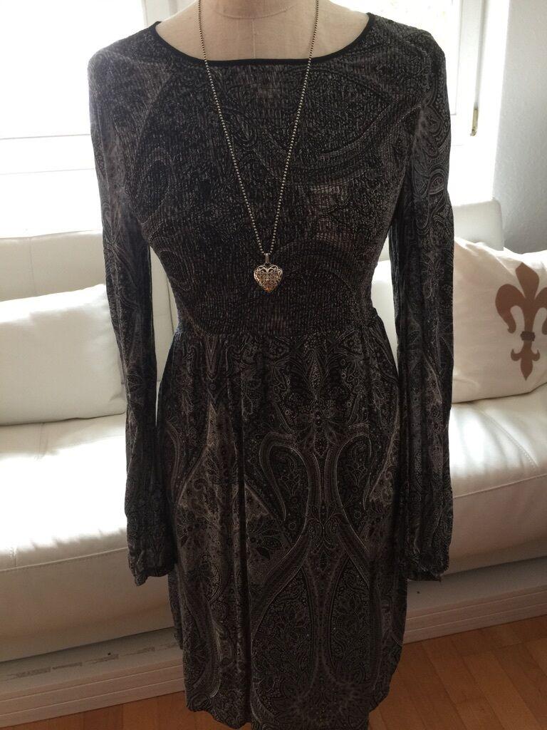 ️Wunderschönes Kleid Kleid Kleid  Esprit Gr L, Boho Style, Blogger, Impressionen, top ️   | Fein Verarbeitet  | Ausgezeichnete Qualität  | Das hochwertigste Material  9e5042