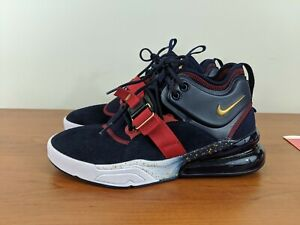 Details about Nike Air Force 270 Olympic Dream Team USA Obsidian Gold Max AH6772 400 Sz 7.5