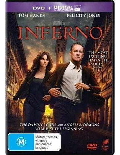 1 of 1 - Inferno (UV) NEW R4 DVD
