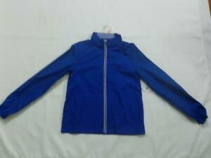 DANSKIN-NOW-PACKABLE-ROYAL-BLUE-MEDIUM-7-9-JACKET-NWT-NEW-WITH-TAGS