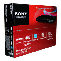 Sony DVP-SR510H DVD Player