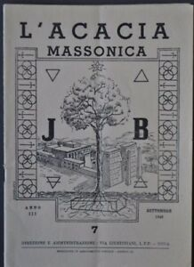 Massoneria-Sette-Acacia-Massonica-Garibaldi-Repubblica-San-Marino-Lombardia-1949