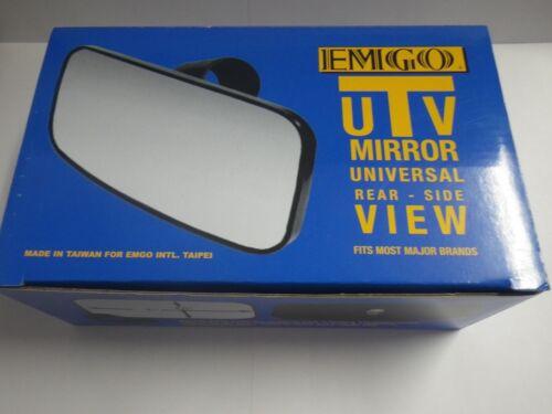 Yamaha Kawasaki Polaris Can Am Arctic Cat UTV Rear View Mirror EMGO 20-64574