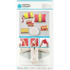 Martha stewart gift box maker scoring tool Board makes pillow boxes