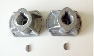 Satz Messer Twincut 102 cm Solo John Deere Viking Brill Castel Garden Honda