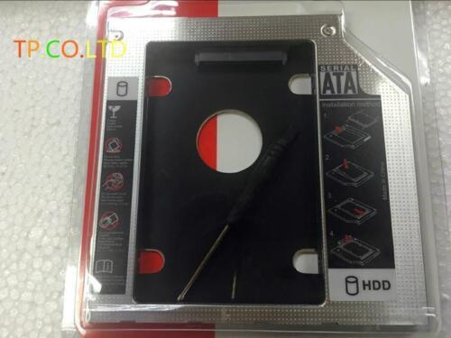 9.5mm 2nd HDD SSD Caddy For HP Pavilion 15-e052sg 15-n005sg 15-n213eg 15-P204NA