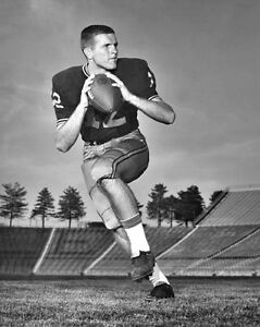 1965-Purdue-Boilermakers-BOB-GRIESE-Glossy-8x10-Photo-College-Football-Print