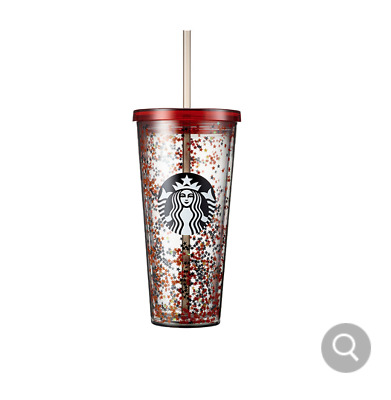 Starbucks Korea Halloween glitter coldcup 591ml 2020 Halloween Limited Edition