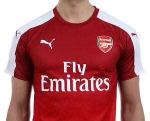 Puma Titre Stadium Homme 201516TailleXl Jerseyt Afficher D'origine Arsenal Détails Sur Le D'entraînement Shirthaut 0nPX8kOw