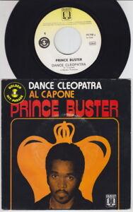 PRINCE-BUSTER-Dance-Cleopatra-Belgian-45-6T-039-s-SKA-BLUEBEAT-RE-45-Listen