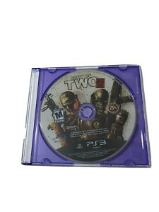 Playstation-3-PS3-Video-Game-Army-of-Two-The-Devil-039-s-Cartel-Disc-Only-Tested