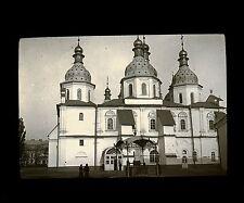 Caucase Ukraine c. 1900 - KIEV Cathédrale Ste Sophie - Verre Positif - 112