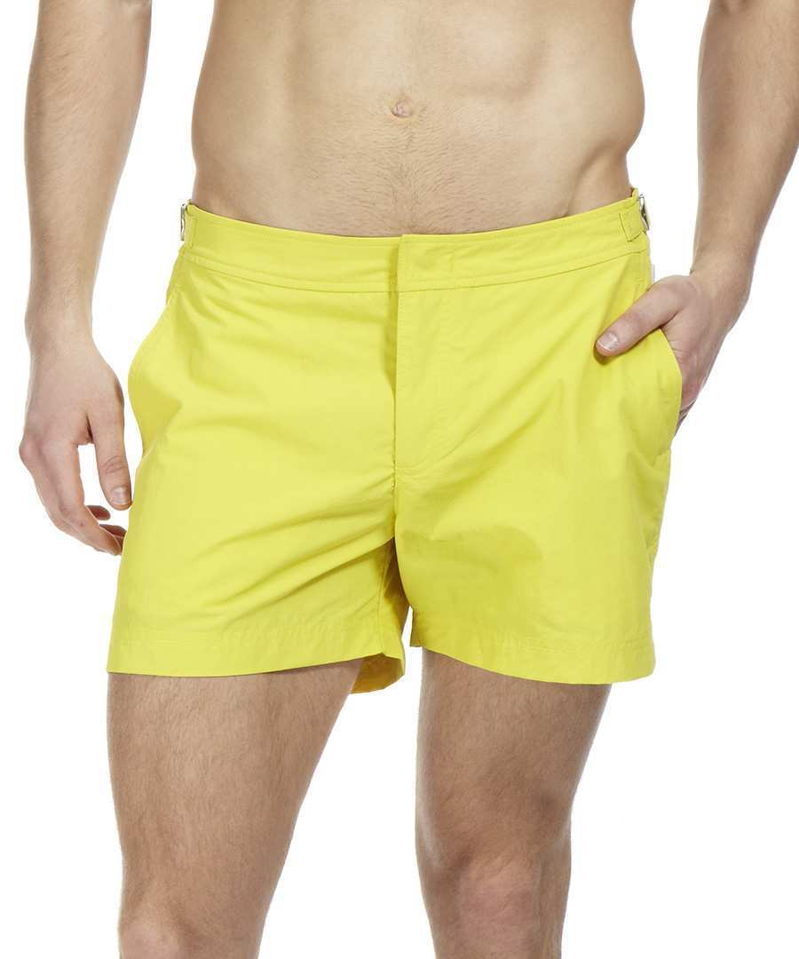 Orlebar Brown SETTER Classic Zest Designer Swim Shorts Tailored Beachwear