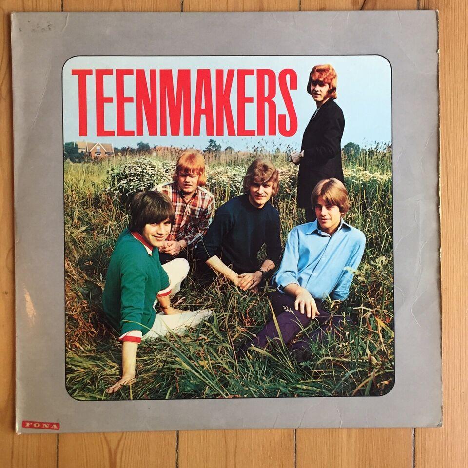 LP, The teenmakers, S/t