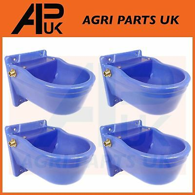 BLUE Pony Trough Drinking Bowl For Cattle GREAT PRICE ! Horse Sheep