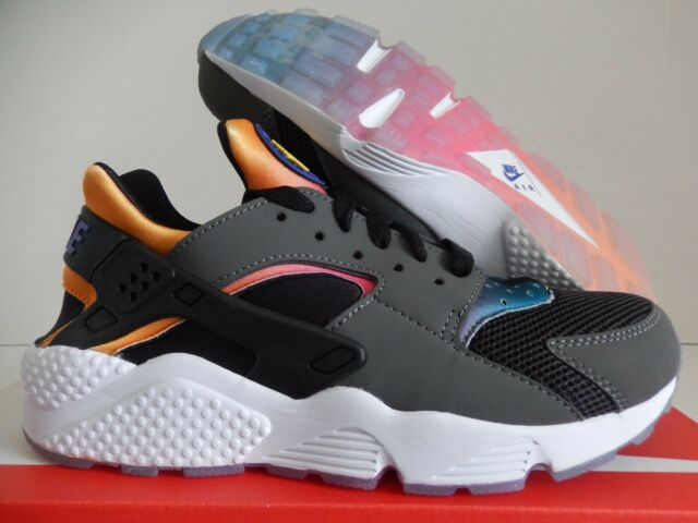 337c2585a87f ... wholesale nike air huarache run sd sunset galaxy mens running shoes 8.5  black 724764 005 03561