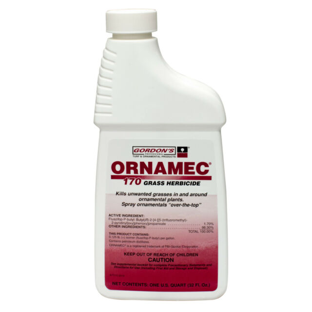 Ornamec 170 Grass Herbicide ( 1 QT ) Over The Top Grass