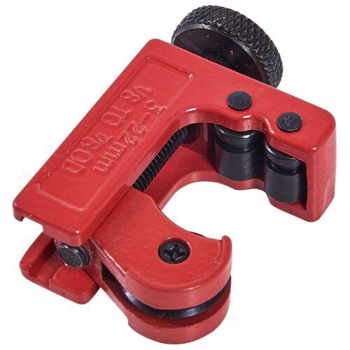 De Cobre Vinilo Brass Tubo 1//8in -7 // 8in Mini Pipa Cortador 3mm 22 mm