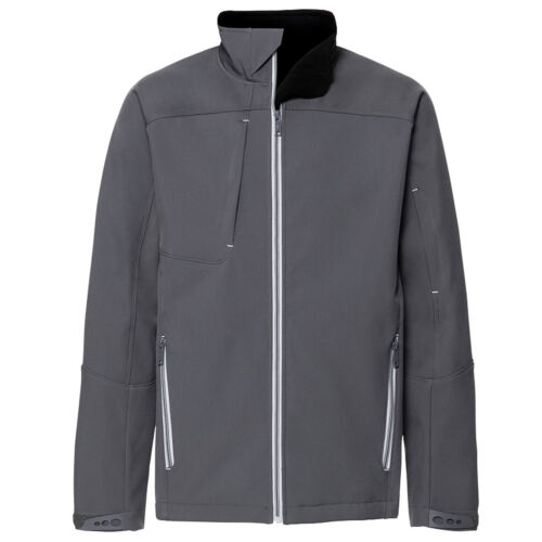 RUSSELL MENS BIONIC SOFT SHELL WATERPROOF WINDPROOF JACKET XS-4XL 410M