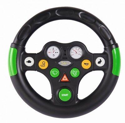 Zubehör Für Big Traktor Funktionslenkrad ~neu~ Warmes Lob Von Kunden Zu Gewinnen Big 56488 Tractor Sound Wheel