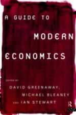 A Guide to Modern Economics-ExLibrary