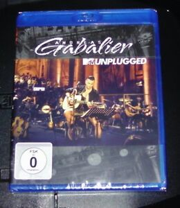 Details about Andreas Gabalier Mtv Unplugged Blu-Ray Schneller Shipping New  Original Package