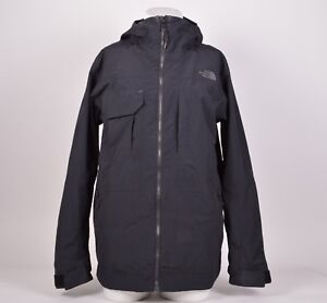 74fb9ad35 Details about USED MENS THE NORTH FACE BESWALL TRICLIMATE JACKET $250 M  Black Chest Pocket