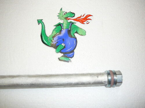 "Universal Magnesiumanode Anode Boileranode für Boiler Speicher 3//4/"" 1/"" 1 1//4/"""